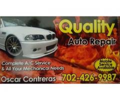 ( MOBILE MECHANIC SERVICES )