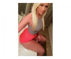 EXCITED HOT BLONDE ~ CMT ~ INCALL AVAIL