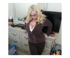 Triple D Busty Platinum Blonde! Mature