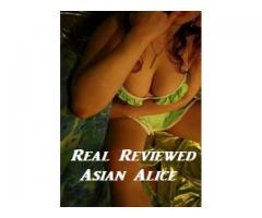 😘😘😘😘😘😘😘😘😘😘😘😘😘😘 Well Reviewed 36D Busty Asian Alice