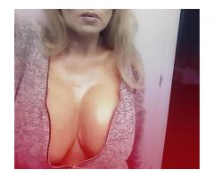 Blonde Beautiful 36DDs Come over & let's play