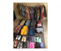 DESIGNER CLOTHES & SHOES FOR YOUNG MEN/MEN & YOUNG WOMEN/WOMEN READY TO GO!!!!