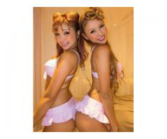 Sexy Asian Duo