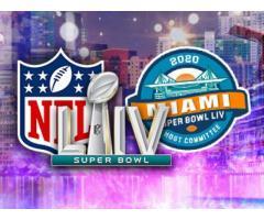 Super Bowl Sunday 2020!
