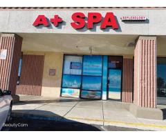 We are OPEN! A + SPA