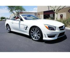 2013 Mercedes-Benz SL63