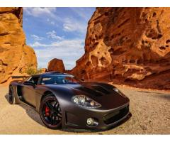 2014 GTM factory five supercar