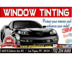 Professional and Guaranteed Tinting