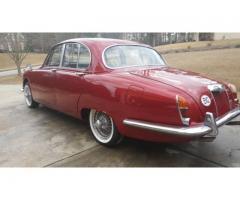 VINTAGE 1964 JAGUAR MARK2 34S CLASSIC - $29000