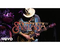 SANTANA Greatest Hits Live