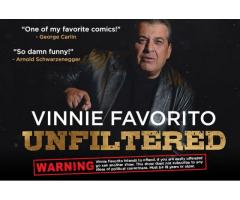 Vinnie Favorito Unfiltered